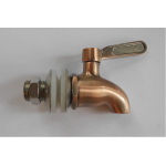 Bronze Stainless Steel Tap