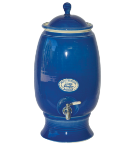 Cobalt Blue Large Water Purifiers