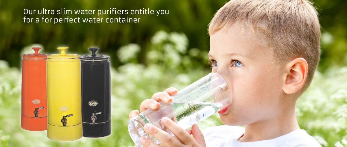 Ultra Slim Water Purifiers