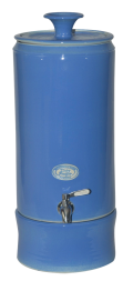 Cornflour Blue Ultra Slim Water Purifiers
