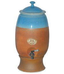 Starry Blue & Matt Brown Large Water Purifiers