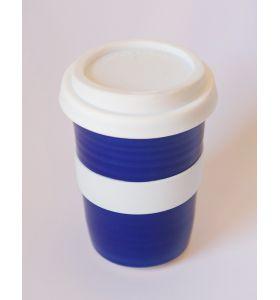 Reusable Cup Cobalt