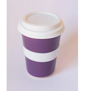 Reusable Cup Purple