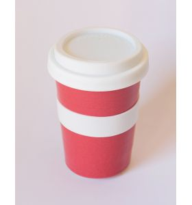 Reusable Cup Red