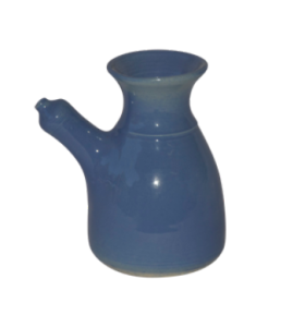 Neti Pot Cornflour Blue
